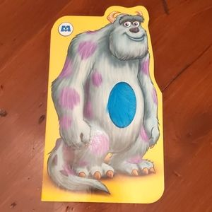 Monsters Sulley Board Book